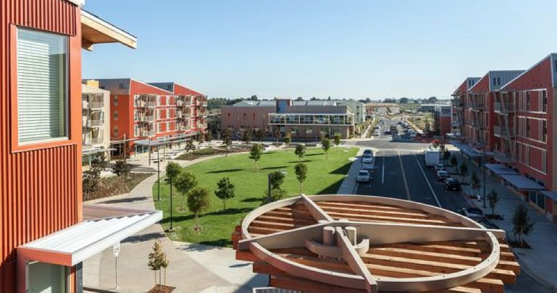 UC Davis West Village Zero Energy Faculty & Staff Housing