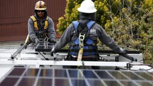 Luminalt solar installation - Getty Images